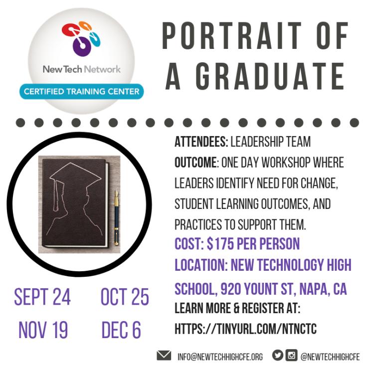 Portrait of Graduate NTN CTC Fall 2019